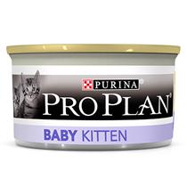 Purina Pro Plan Baby Kitten / Консервы Пурина Про План для Котят Курица (цена за упаковку)