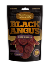 Заказать Деревенские лакомства Black Angus Филе-миньон из говядины для собак по цене 140 руб
