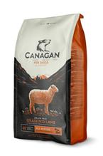 Canagan GF Grass Fed Lamb All Breeds / Сухой Беззерновой корм для собак всех пород Ягненок