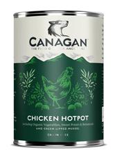 Canagan Chicken Hotpot / Полнорационные Беззерновые консервы Канаган для собак Куриное рагу (цена за упаковку)