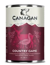 Сanagan Country Game / Полнорационные Беззерновые консервы Канаган для собак Дичь (цена за упаковку)