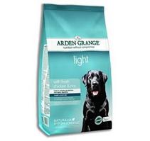 Arden Grange Adult Light Canine / Сухой корм Ардэн Грэндж для собак Низкокалорийный