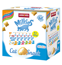 Animonda Milkies Set / Набор лакомств Анимонда Милкис для кошек 4 вида