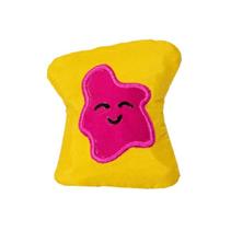 Petstages Tiny Toast Tosser Mlt Dental / Игрушка Петстейджес для кошек Мини-тост с кошачьей мятой