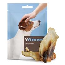 Заказать Winner / сухое лакомство для собак всех пород Говяжьи уши по цене 130 руб