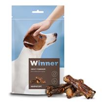 Winner / Сухое лакомство Винер для собак всех пород Говяжий венчик хвоста