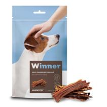 Заказать Winner / сухое лакомство для собак всех пород Говяжий пищевод по цене 90 руб