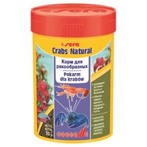 Sera Crabs Natural / Корм Сера для Раков и Крабов