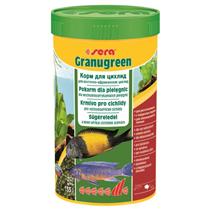 Sera Granugreen / Корм Сера для Цихлид растительноядных