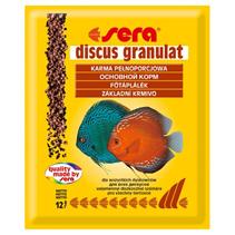 Sera Discus granulat / Корм Сера для Дискусов в гранулах