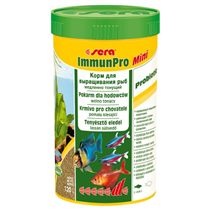 Sera Immun Pro Mini / Корм Сера для рыб основной в гранулах
