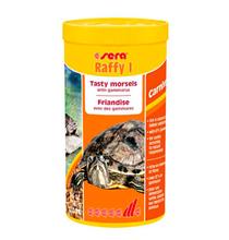 Sera Raffy I / Корм Сера для черепах