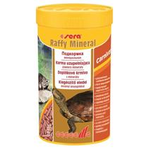 Sera Raffy Mineral / Корм Сера для черепах