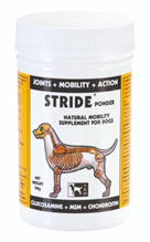 TRM Stride Joints & Mobility & Action / Витамины Страйд для собак Профилактика и лечение заболеваний суставов Порошок