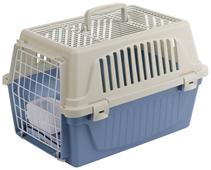 ferplast ATLAS 10 OPEN / Переноска Ферпласт для кошек и собак с Ковриком и Поилкой