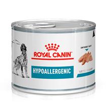 Royal Canin Hypoallergenic Canine / Ветеринарный влажный корм (Консервы) Роял Канин Гипоаллергенный для собак с Пищевой аллергей и непереносимостью (Цена за упаковку)