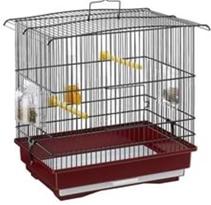 ferplast / Клетка для птиц GIUSY 35х24х36,5см Черная