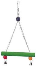ferplast PA 4098 / Игрушка Ферпласт для птиц Качели с колокольчиком на цепочке