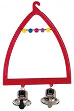 ferplast PA 4058 / Игрушка Ферпласт для птиц Качели с колокольчиками