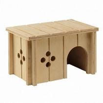 ferplast / Деревянный домик SIN 4646 для кроликов