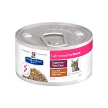 Hills Prescription Diet Gastrointestinal Biome / Влажный диетический корм для кошек при Расстройствах пищеварения и для заботы о микробиоме кишечника Курица Цена за упаковку
