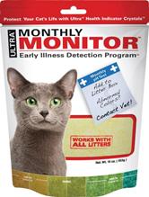 Neon Litter Monthly Monitor / Индикатор PH мочи у кошек