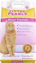 Neon Litter Pearls / Наполнитель для кошачьего туалета Силикагелевый Комкующийся Белый