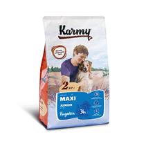 Karmy Junior Maxi / Сухой корм Карми для Щенков Крупных пород до 1 года Индейка