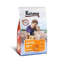 Karmy Medium Maxi Active / Сухой корм Карми для Активных собак Средних и Крупных пород Индейка