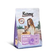 Karmy Kitten / Сухой корм Карми для Котят, беременных и кормящих кошек Индейка