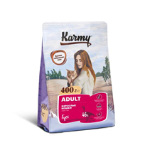 Karmy Adult / Сухой корм для взрослых кошек Гусь