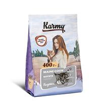 Karmy Kitten Maine Coon / Сухой корм Карми для Котят, беременных и кормящих кошек породы Мейн Кун