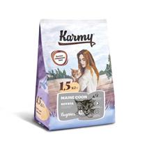 Karmy Kitten Maine Coon / Сухой корм для Котят, беременных и кормящих кошек породы Мейн Кун