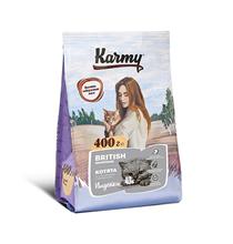 Karmy Kitten British Shorthair / Сухой корм Карми для Котят, беременных и кормящих кошек породы Британская короткошерстная