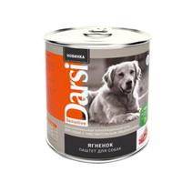 Darsi Sensitive / Паштет Дарси для собак с Чувствительным пищеварением Ягненок (цена за упаковку)
