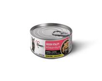 1st Choice Indoor Vitality Hairball Control / Беззерновые консервы Фёст Чойс для Домашних кошек Курица с Яблоками (цена за упаковку)