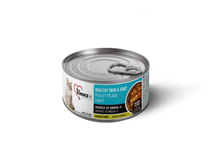 1st Choice Healthy Skin & Coat Source of Omega 3 / Беззерновые консервы для кошек Здоровая Кожа и Шерсть Лосось в масле Тунца Цена за упаковку