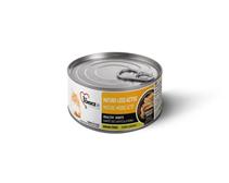 1st Choice Mature - Less Active Healthy Joints / Беззерновые консервы Фёст Чойс для Пожилых и малоактивных кошек Курица с Яблоками в масле Тунца (цена за упаковку)