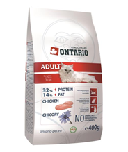 Ontario Adult / Сухой корм Онтарио для взрослых кошек с Курицей