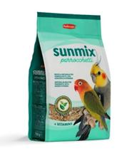 Заказать Padovan Sunmix parrocchetti Сухой корм для Средних попугаев Комплексный / Основной по цене 250 руб