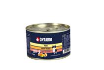 Ontario Mini Multi Fish and Salmon oil / Консервы Онтарио для собак Рыбное ассорти (цена за упаковку)