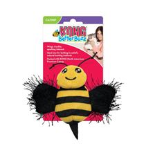 Заказать Kong Better Buzz / Игрушка для кошек Пчела Хрустящая с кошачьей мятой по цене 320 руб