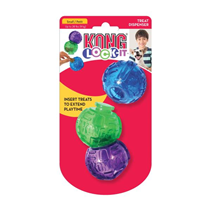 Kong Lock-It Small / Игрушка для собак Мячи для лакомств