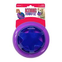 Kong Hopz / Игрушка для собак Мяч для лакомств с пищалкой