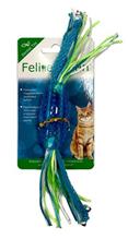 Заказать Aromadog Feline Clean Dental / Игрушка для кошек Конфетка прорезыватель с лентами Резина по цене 170 руб