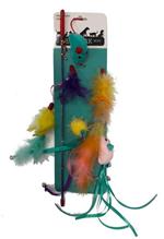 Заказать Aromadog Petpark / Игрушка для кошек Дразнилка Мышки со Сменными наконечниками по цене 320 руб