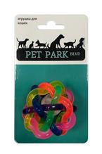 Заказать Aromadog Petpark / Игрушка для кошек Мячик светящийся Пластик по цене 180 руб
