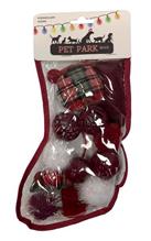 Заказать Aromadog Petpark Christmas / Игрушка для кошек Подарочный чулок 1х12шт по цене 300 руб