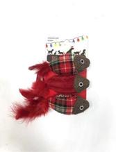 Заказать Aromadog Petpark Christmas / Игрушка для кошек Рыбки 1х3шт по цене 200 руб