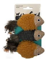 Заказать Aromadog Petpark / Игрушка для кошек Рыбки 1х3шт по цене 220 руб